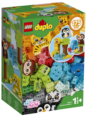 LEGO DUPLO Animali creativi - 10934 DUPLO