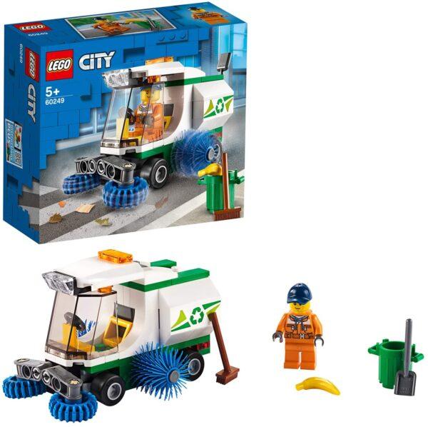 LEGO City Camioncino pulizia strade - 60249 City