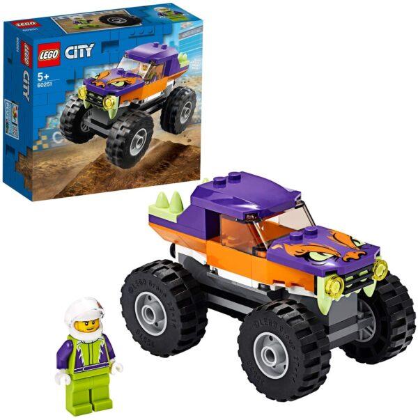 LEGO City Monster Truck - 60251 LEGO CITY