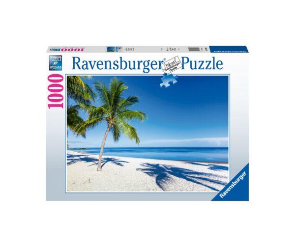 Ravensburger Puzzle 1000 Pezzi - Voglia di vacanze