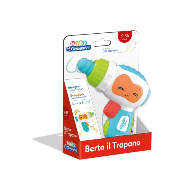 Clementoni - 17328 - Berto il Trapano