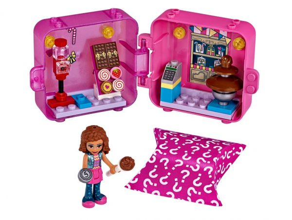 LEGO Friends Il Cubo dello shopping di Olivia - 41407    Friends