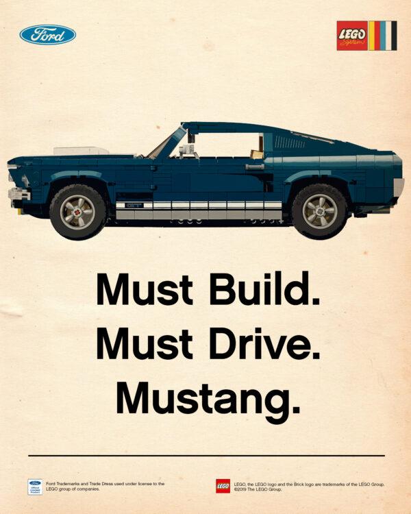 Creator   LEGO Creator Ford Mustang - 10265