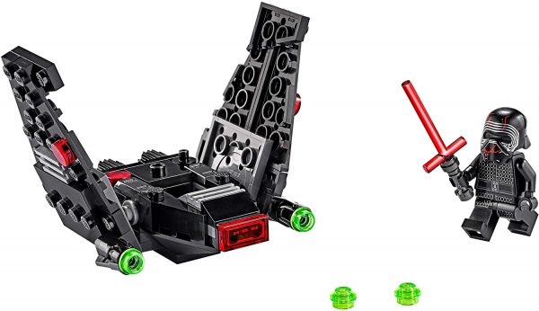 Star Wars Episode IX   LEGO Star Wars Episode IX Microfighter Shuttle di Kylo Ren - 75264