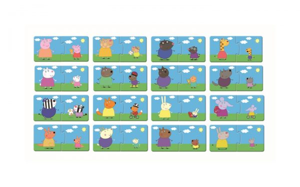 LISCIANI - PEPPA PIG GAMES -ASSORTITI