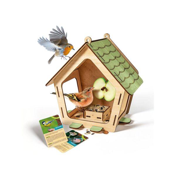 Clementoni - Scienza e Gioco - La casetta degli uccelli