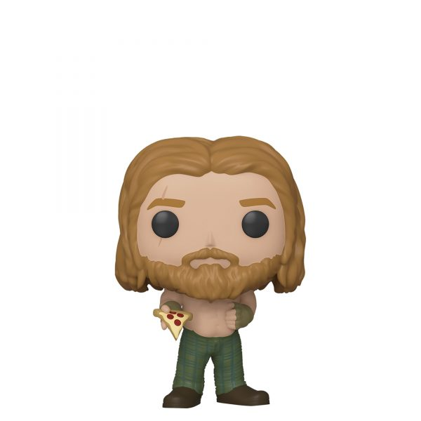 FUNKO POP Marvel: Endgame - Thor con Pizza