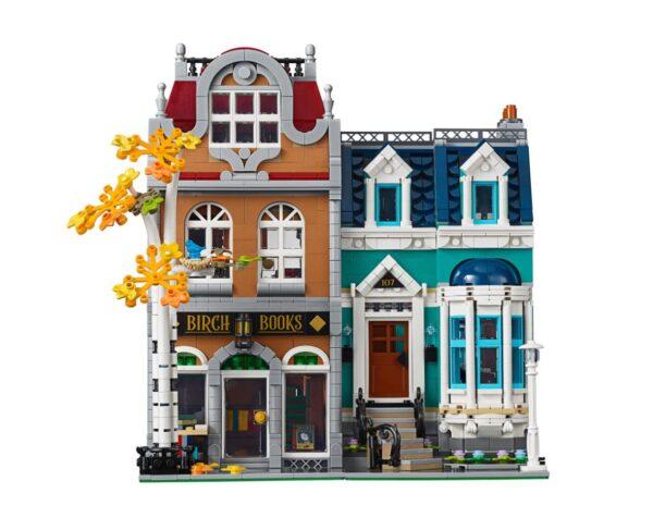 Creator Expert   LEGO Creator Expert Libreria - 10270