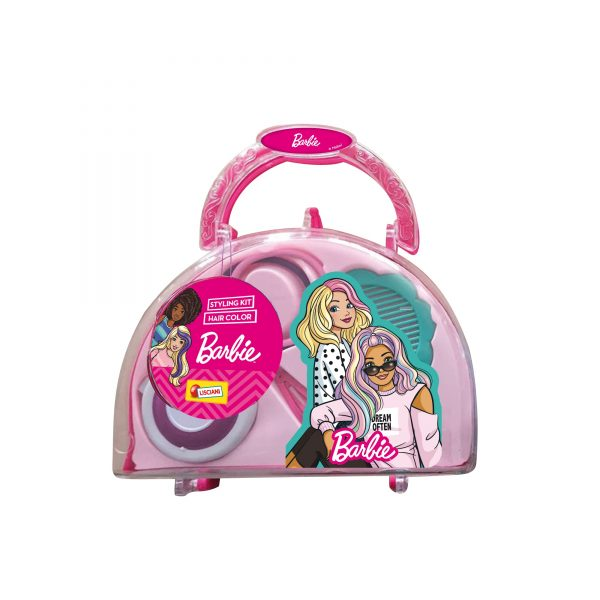 LISCIANI - BARBIE HAIR COLOUR BEAUTY KIT IN DISPLAY