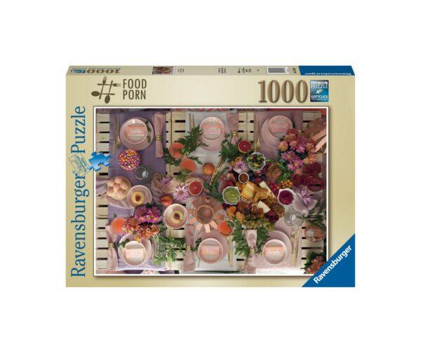 Ravensburger Puzzle 1000 Pezzi - Love You a Brunch!