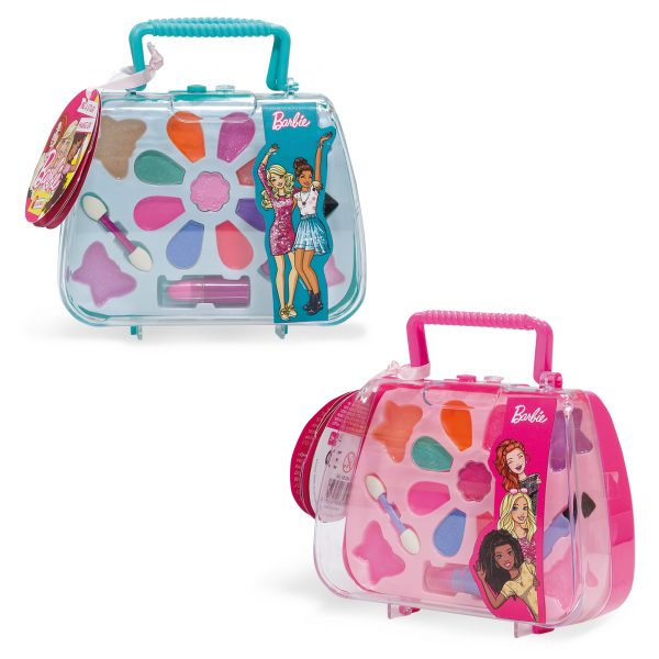 LISCIANI - BARBIE BE A STAR! MAKE UP TROUSSE DISPLAY