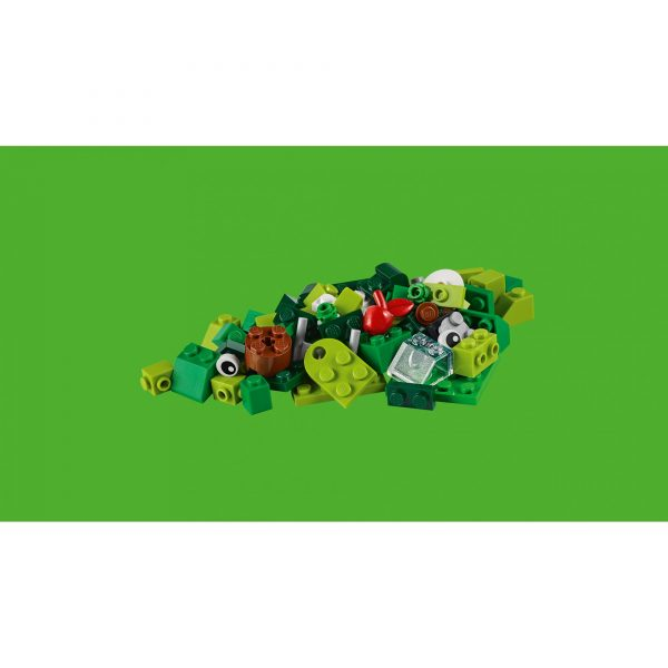 Classic  LEGO Classic Mattoncini verdi creativi - 11007