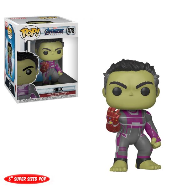 FUNKO POP Marvel: Avengers Endgame - 6