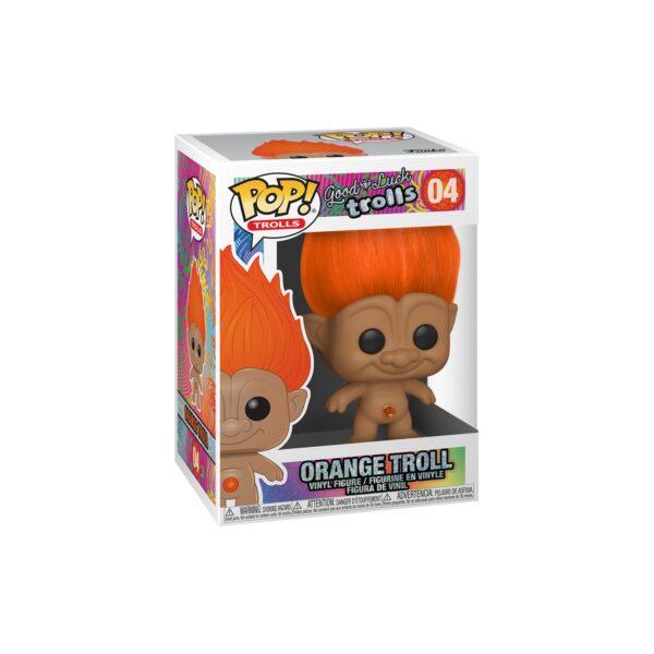 FUNKO POP: Trolls - Troll Arancione