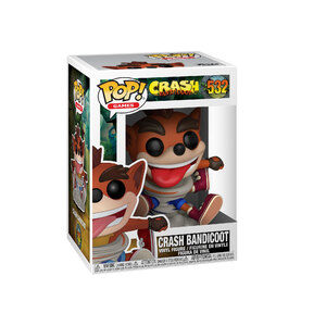 FUNKO POP Games: Crash Bandicoot S3 - Crash