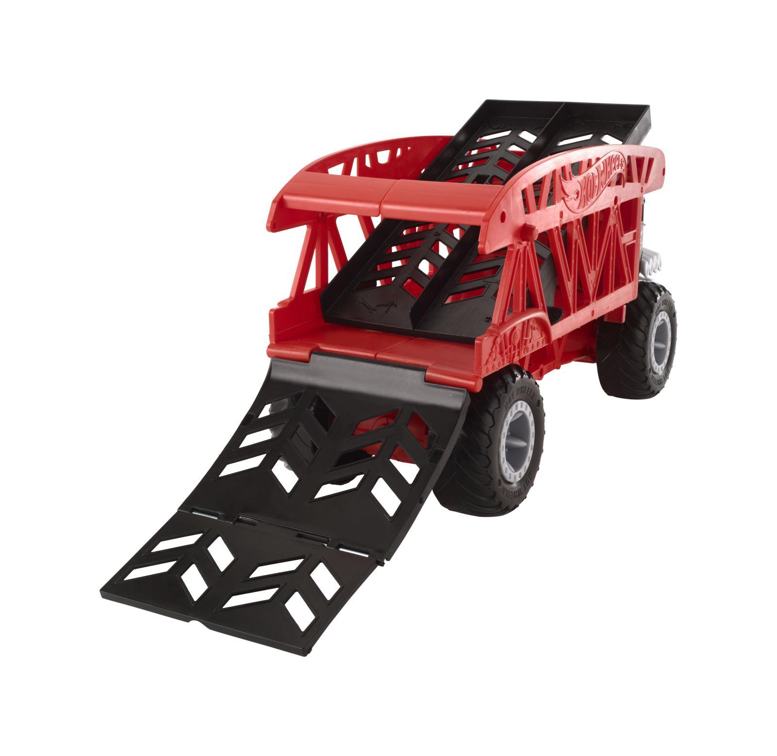 Hot wheels monster truck mover, camion trasportatore - Hot Wheels