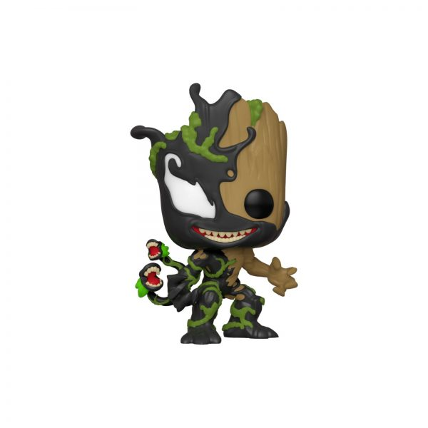 FUNKO POP Marvel: Max Venom - Groot