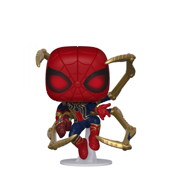 FUNKO POP Marvel: Endgame- Iron Spider con Guanto dell'Infinito
