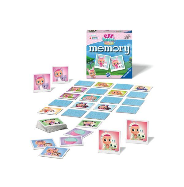 Ravensburger Memory® Cry Babies