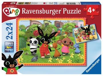 Ravensburger Puzzle 2x24 - Bing