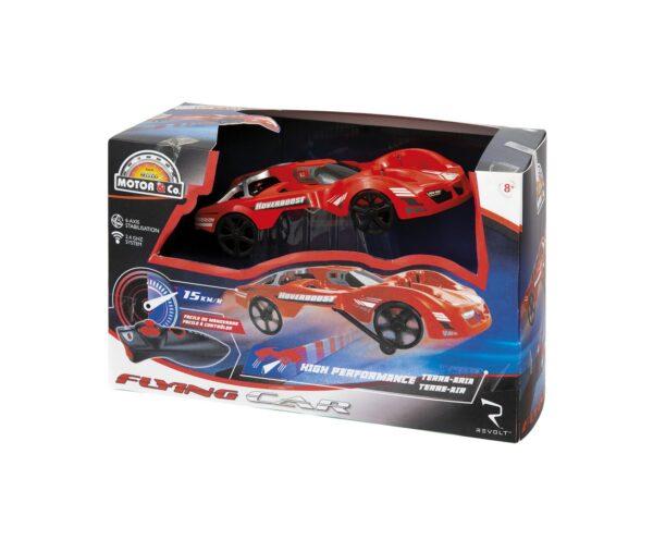 MCR, MOTOR & CO.   AUTO VOLANTE R/C FLYING CAR