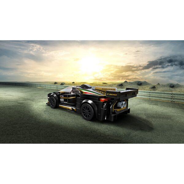 LEGO Speed Champions Lamborghini Urus ST-X & Lamborghini Huracain Super Trofeo EVO - 76899    Speed