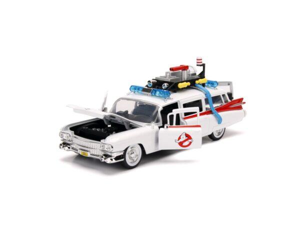 Ghostbusters ECTO-1, 1:24 die-cast