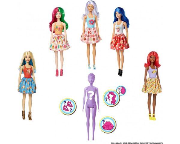Barbie- Color Reveal Assortimento a Sorpresa Bambola e Accessori - Wave 2    Barbie