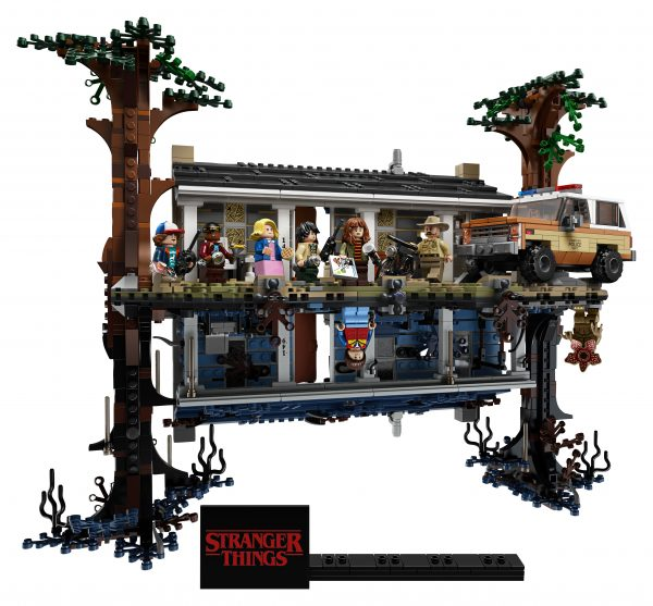 LEGO® Stranger Things, Stranger Things  LEGO Stranger Things Il Sottosopra - 75810