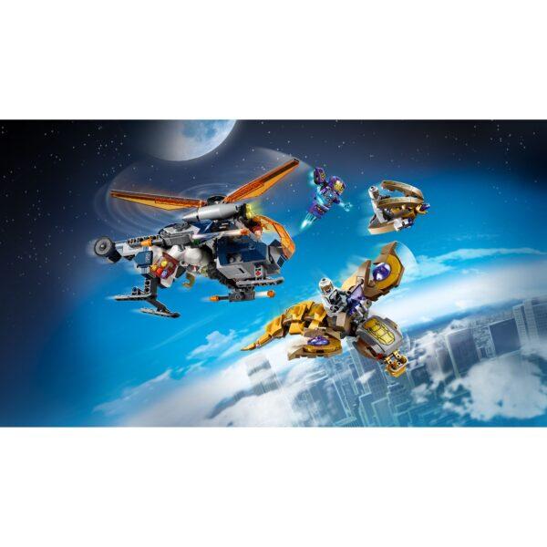 Marvel   LEGO Marvel Super Heroes 76144 gioco di costruzione
