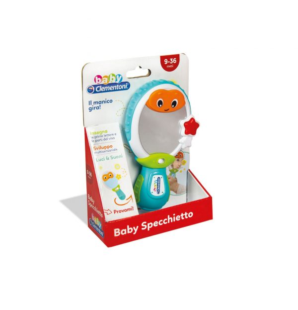 Clementoni - Baby Specchietto