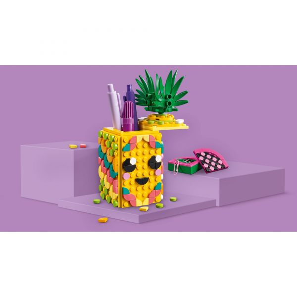 DOTS  LEGO DOTS Ananas Portapenne - 41906