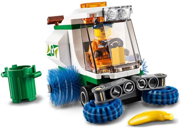 City   LEGO City Camioncino pulizia strade - 60249