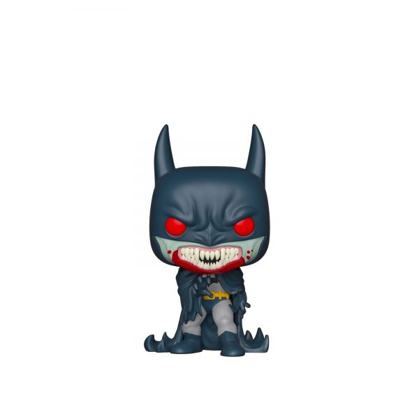 FUNKO POP Heroes: Batman 80th - Red Rain Batman (1991)