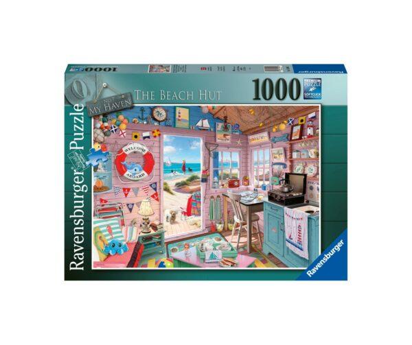 Ravensburger Puzzle 1000 Pezzi - La casa al mare