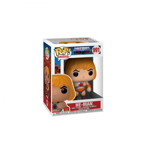 FUNKO POP Animation: Mater Of The Universe- He-Man