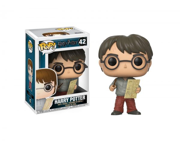 FUNKO POP Harry Potter: HP - Harry con Mappa del Malandrino FUNKO POP! Unisex 12-36 Mesi, 12+ Anni, 3-5 Anni, 5-8 Anni, 8-12 Anni HARRY POTTER