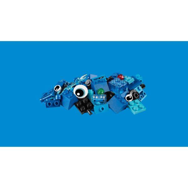 Classic, LEGO CLASSIC  LEGO Classic Mattoncini blu creativi - 11006