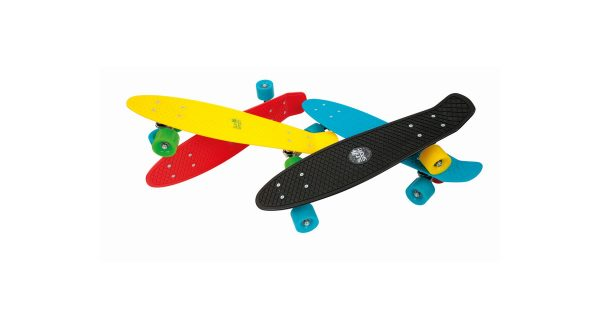 SKATEBOARD MINICRUISER SUN&SPORT
