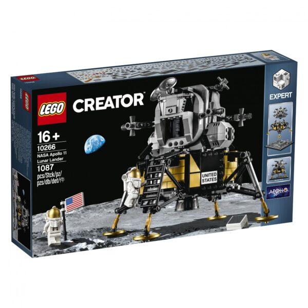 LEGO Creator Expert NASA Apollo 11 Lunar Lander - 10266 Creator