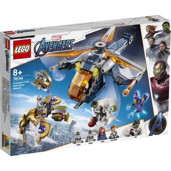 LEGO Marvel Super Heroes 76144 gioco di costruzione Marvel