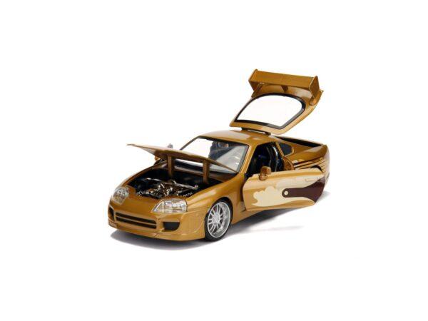 Fast & Furious 1995 Toyota Supra 1:24 die-cast 24 cm