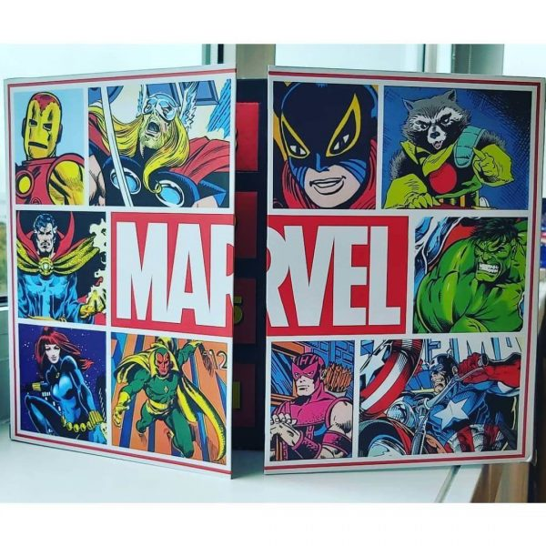 FUNKO Calendario Avvento: Marvel 24 pezzi