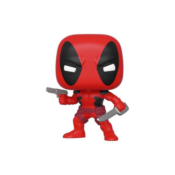 FUNKO POP Marvel: 80esimo - Prima comparsa Deadpool