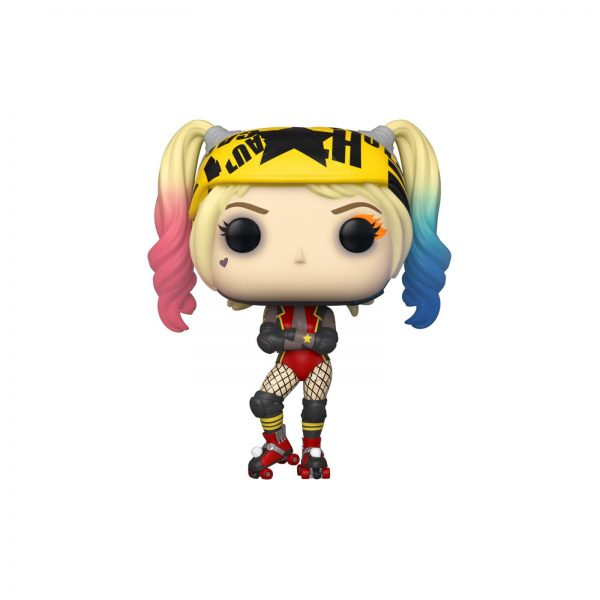 FUNKO POP Heroes: Birds of Prey - Harley Quinn (Roller Derby)