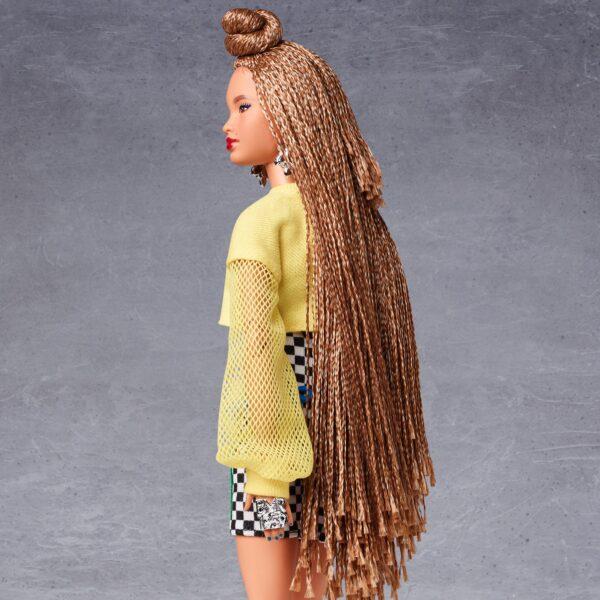 Barbie BMR1959 Bambola Snodata con Capelli Biondi e Look Sportivo    Barbie