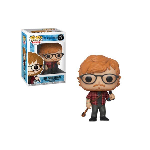 FUNKO POP Rocks: Ed Sheeran