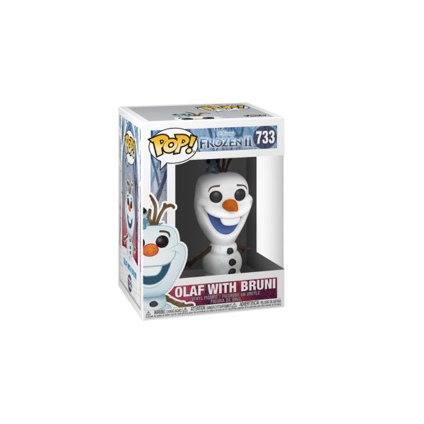 FUNKO POP Disney: Frozen 2 - Olaf con Bruni