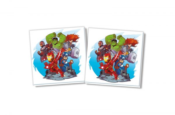 Clementoni - Memo Games Marvel Super Hero