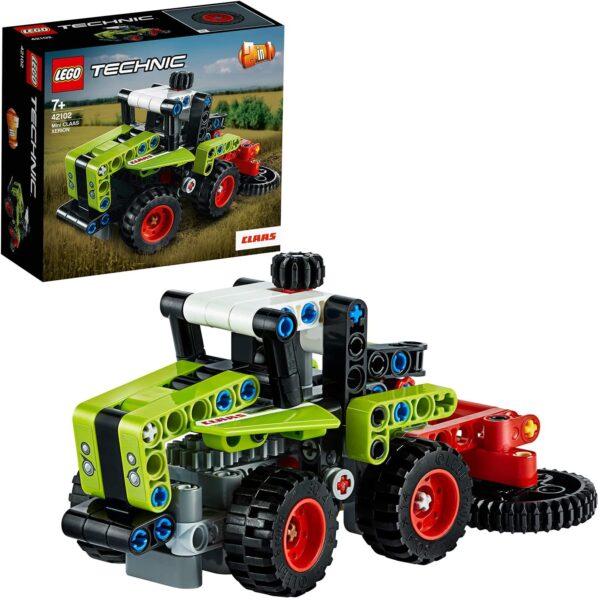 LEGO Technic Mini CLAAS XERION - 42102 TECHNIC
